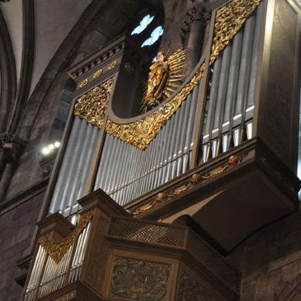 Orgue de la Hofkirche d'Innsbruck