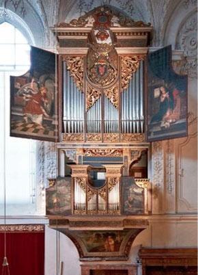 Orgue de la cathédrale de Freiburg