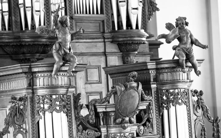 1781 - 1853 : l'orgue Langes