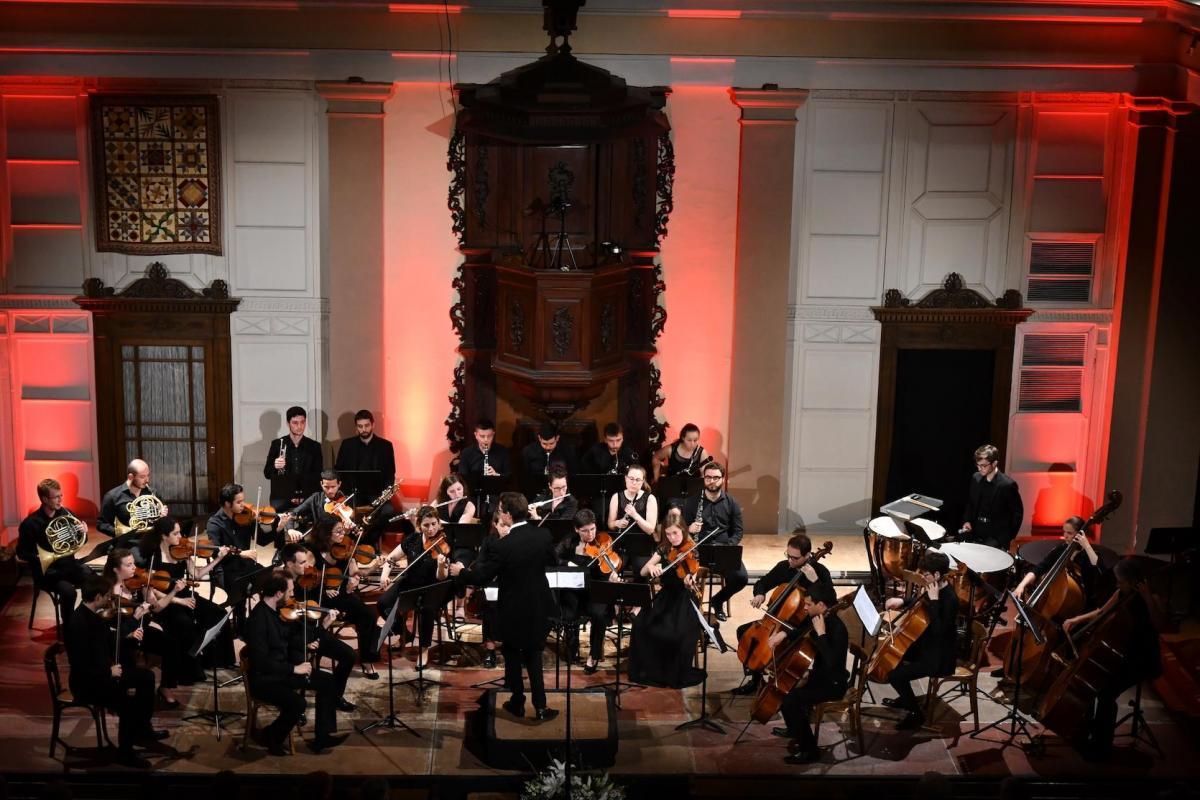 Orchestre et Choeur de Chambre de Colmar-Alsace