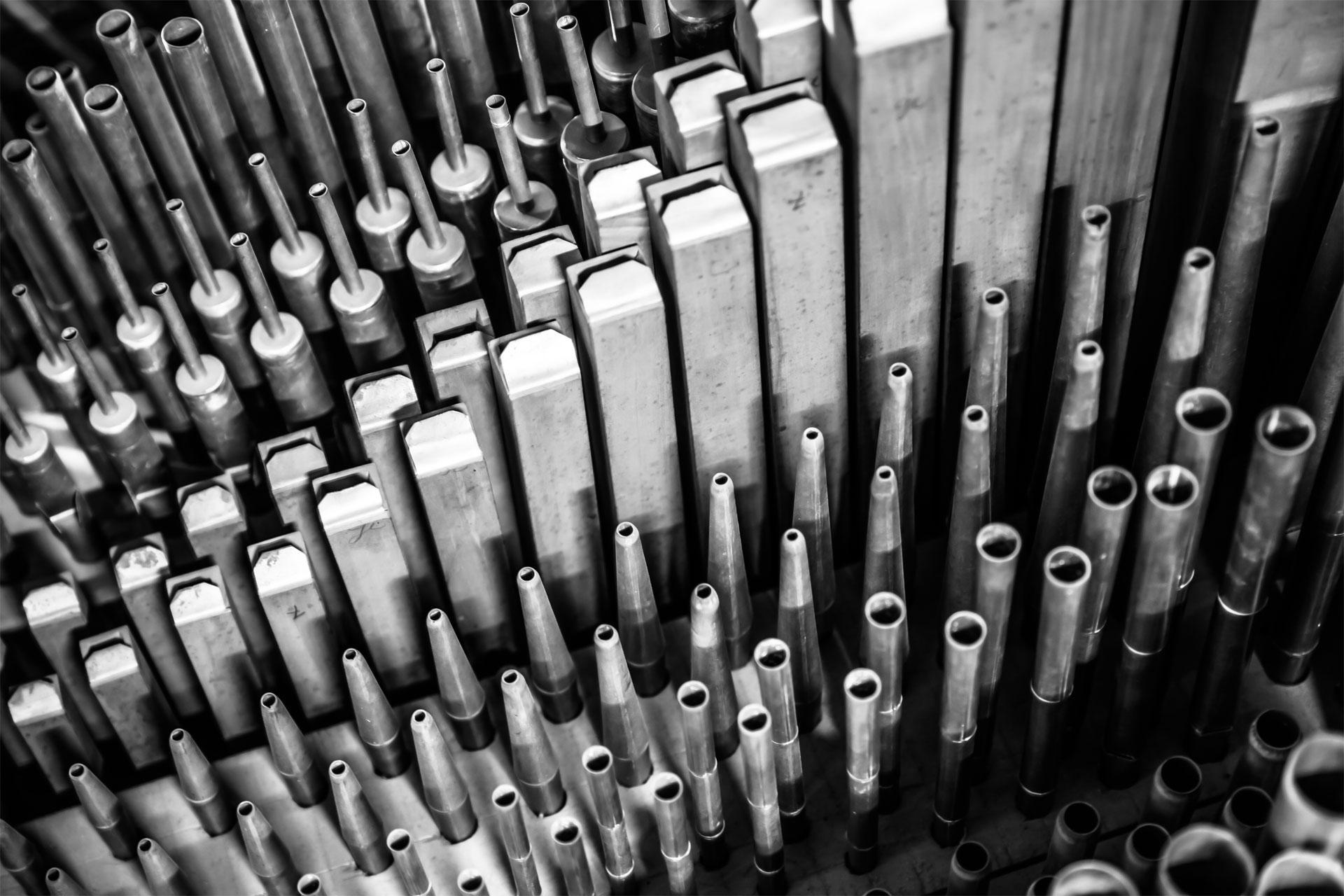 Le 20ème siècle: modifications opérées sur l'orgue de Riquewihr
